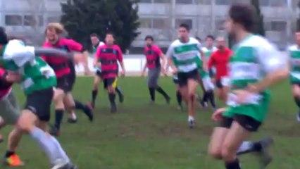 15-1-2014 Carmelo vs Parque Goya