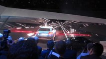 NAIAS AUDI Shooting Break -- Amazing Video Wall Reveal -- Non Giles NewCarNews.TV