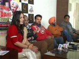 Star Cast Brifing About Punjabi Film - Veeran Naal Sardari