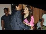 CHECKOUT - Arjun Rampal Gets Cozy With Kareena Kapoor @ Umang Awards 2014