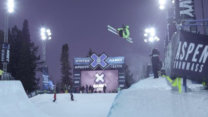 Xgames qualification - Kevin Rolland en finale