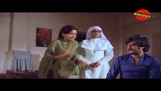 Anbulla Rajiniganth Tamil Movie Dialogues Scene Rajinikanth Meena And Ambika