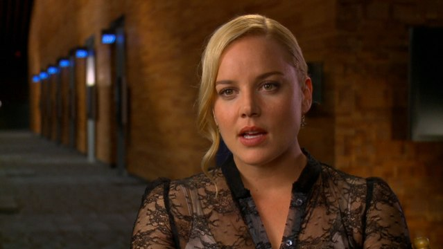 A Sexy Abbie Cornish Chats About