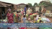 Vague de pillages à Bangui