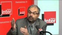"""François Chérèque: """"François Hollande a dérapé"""" sur le sujet des prestations sociales"""