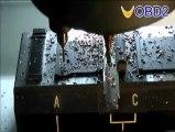 Video for  IKEYCUTTER CONDOR XC-007 Key Cutting Machine  Copying BMW  key