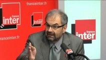 """François Chérèque """"François Hollande a un peu dérapé"""""""