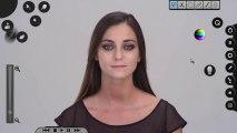 Démo de la puissance de PHOTOSHOP : retouche sur un visage en temps réel!