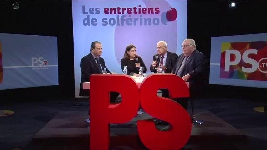 Les entretiens de solférino «Géopolitique du monde contemporain»
