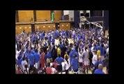 Kobe Bryant vs. Candice Wiggins (Kobe Basketball Academy 2010)