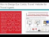 Axis Softech - Travel Website Design, Travel Booking Software, Travel Portal Development Solution