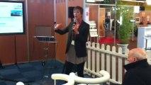 Micro conférence sur le viager au salon SOLULO / Intervenant D. CROCI - Abauvie Viager