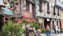 Beuvron-en-Auge, plus beaux villages de France (Basse-Normandie, Calvados, franceguidetour)