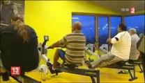 Reportage de France 2 du Séjour ski janvier 2014 de l'Association ADDASSEC A regarder de la 25èmes min à la 28èmes min
