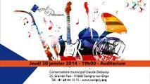 Concert des professeurs du conservatoire de Savigny-sur-Orge
