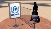 Os refugiados da Síria