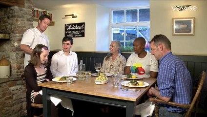 Georgiana chez vous : Bristol, Le restaurant