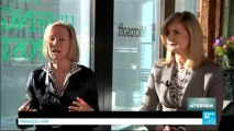 THE INTERVIEW - Arianna Huffington, Founder of the Huffington Post and Kathy Calvin, President of the UN Foundation