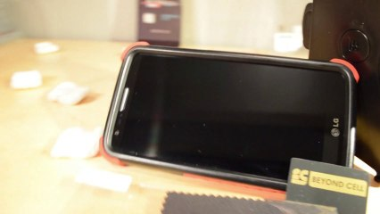 Beyond Cell Tri Shield // Unboxing & Overview // LG G2