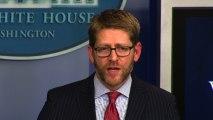 "W.H. denounces Huckabee's ""offensive"" birth control comments"