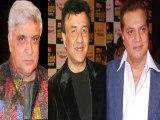 Javed Akhtar Subhash Ghai And Anu Malik At Mirchi Music Awards Jury Meet