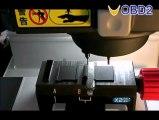Video for  IKEYCUTTER CONDOR XC-007 Key Cutting Machine  Copying  VW  key