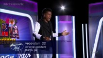 Neco Starr and Caleb Johnson - Auditions - American Idol 13