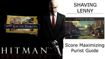 Streets of Hope High Score Guide, Shaving Lenny, Hitman Absolution, Remove Evidence, 220275 Score
