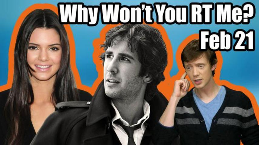 Why Won't You ReTweet Me?! | DAILY REHASH | Ora TV