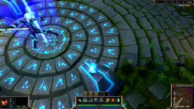 Neo PAX Sivir Skin Spotlight PreRelease League Of Legends