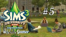 The Sims 3 : University Life - (Part 5) - Most Random Sims 3 Video w/Peets (TheUltimateGamer)