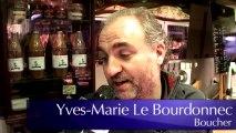 Le pape des bouchers Yves-Marie le Bourdonnec encense le blog de cuisine clarissekitchen .com