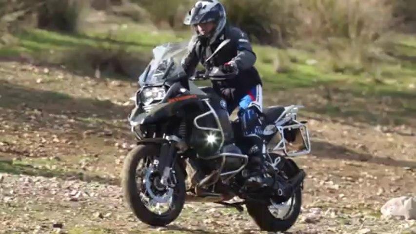 Presentación BMW R1200RT Y R1200GS Adventure 2014 en Córdoba