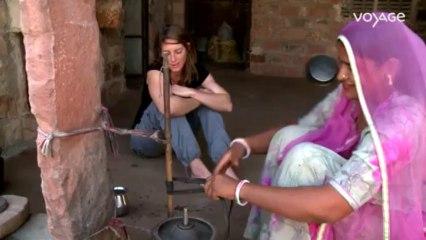 Retrouvez la nature avec Mannaig : Inde, Les Bishnoïs.