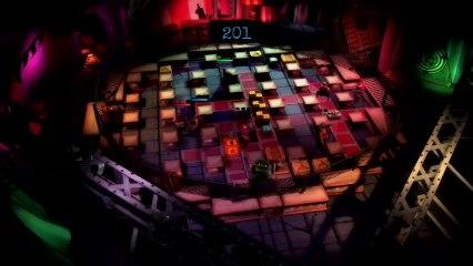 Gameplay de Basement Crawl