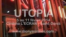 REGARD 247 - 14e journées cinématographiques Dionysiennes - UTOPIES - RLHD.TV