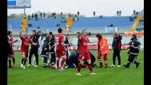 Death of Italian Football Player Piermario Morosini dies after collapsing during Footballmatch