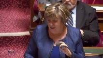 QAG de Françoise Cartron du 23 janvier 2014 sur l'éducation prioritaire
