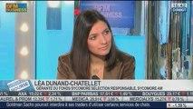 Focus sur le fonds ISR Sycomore Sélection Responsable: Léa Dunand-Chatellet, dans Intégrale Bourse – 24/01