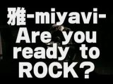 [PV] miyavi - Are you ready to rock ?