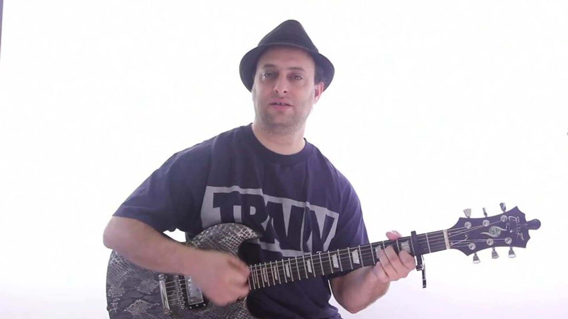 Rhythm Guitar Lesson - Learn How to Play the song Green Eyes by Coldplay