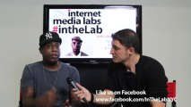 Legendary Rapper Talib Kweli Interview #InTheLab
