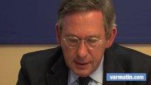 Le préfet annonce une baisse de la délinquance routière dans le Var en 2013