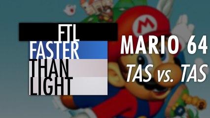 FTL - TAS contre TAS sur Super Mario 64