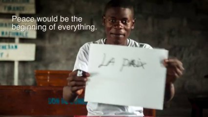Congo : What children want in Eastern DRC