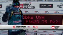FWT14 - Drew Tabke - Chamonix Mont Blanc