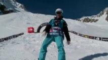 FWT14 - Amber Schuecker - Chamonix Mont Blanc