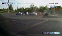 Les Policiers russes sont des idiots : les rois du volant!