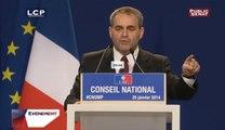 Évènements : Conseil national de l'UMP