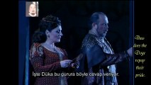 Simon Boccanegra / Act 1 Scene 1 : Dinne, perche in quest eremo & Smyrna State Opera and Ballet